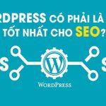 WordPress có phải là CMS tốt nhất cho SEO?
