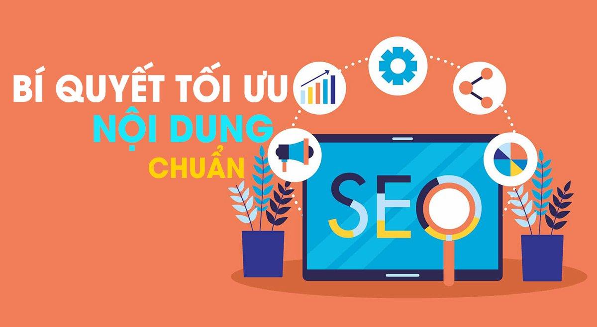 Các bí quyết tối ưu nội dung chuẩn SEO cho Website - Kiến Tạo Việt